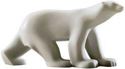 "Skulptur ""Kleiner Polarbär"", Kunstmarmor"