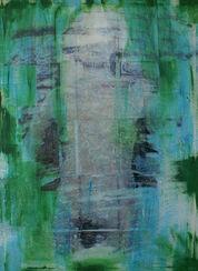 "Bild ""Ivy"" (2007) (Original / Unikat), ungerahmt"