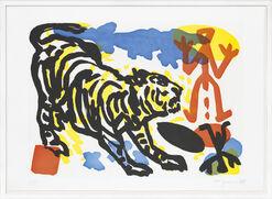 "Bild ""Berlin Suite Motiv 8"" (1990)"