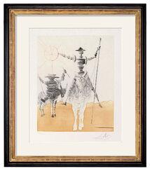 """Bild """"Don Quichotte & Sancho Pança"""" (1968/80)"""