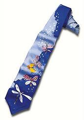 """Krawatte """"Am Sommerteich"""""""