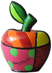 """Skulptur """"Mini Apple"""", Kunstguss"""