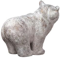 """Skulptur """"Spirit Bear"""" (2013)"""
