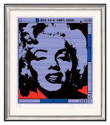 """Bild """"Marilyn # 44"""" (2003), ungerahmt"""