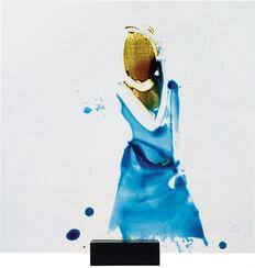 "Glasobjekt ""Flatrate II"" (2011) (Original / Unikat)"