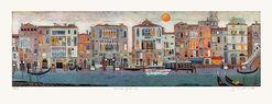 """Bild """"Canal Grande"""" (2009), ungerahmt"""
