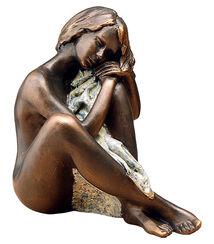 """Skulptur """"Esperanza"""", Kunstbronze"""