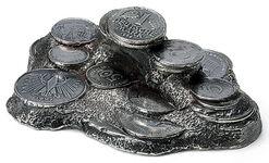 DM-Münzhaufen