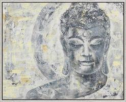 "Bild ""Buddha"", gerahmt"