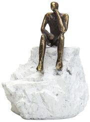 "Skulptur ""Der Denker"""