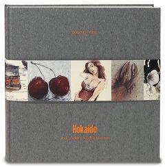 """Skizzenbuch """"Hokaido und andere Köstlichkeiten"""" - mit limitierter Farbradierung"""