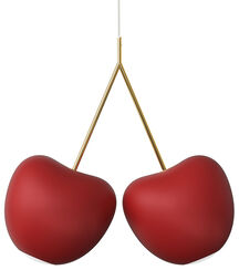 "LED-Designerlampe ""Cherry Lamp"", rote Version"