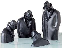 """Skulpturengruppe """"Sequenz"""", Version in Kunstguss"""