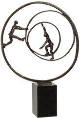 """Skulptur """"Lebenszyklus"""""""