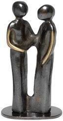 """Skulptur """"Danke"""", Bronze"""