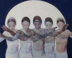 "Bild ""Corcovado"" (2008) (Original / Unikat), ungerahmt"
