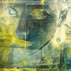 "Bild ""Ohne Titel"" (2012) (Original / Unikat), ungerahmt"
