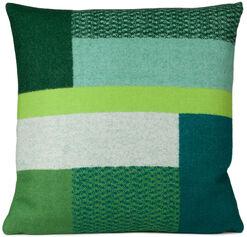 "Kissen ""Mikkel grün"" im Bauhaus-Stil"