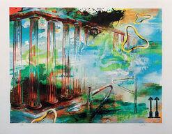 """Bild """"Triaden"""" (2005), ungerahmt"""