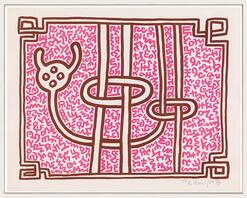 """Bild """"Chocolate Buddha"""" (1989)"""