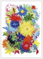"Bild ""Blossom Coloured"" (2013) (Unikat)"