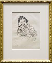 "Bild ""La petite Liseuse"" (1923)"