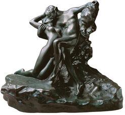 "Skulptur ""Der ewige Frühling"" (1884), Version in Kunstbronze"