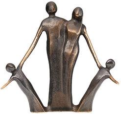 "Skulptur ""Due Piccolini"", Bronze"