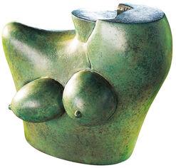 """Skulptur """"Olympia"""", Bronze"""