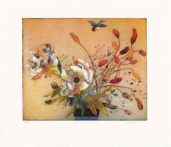 """Bild """"Blumen für Dich"""" (2012), ungerahmt"""