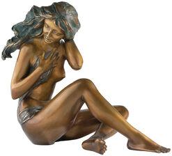 """Skulptur """"In der Dämmerung"""", Bronze"""