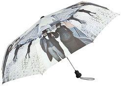 """Taschenschirm """"Paris im Regen"""""""