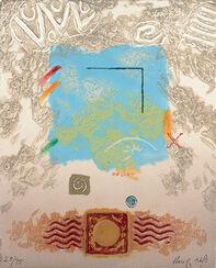 """Bild """"Luft"""" (2006), ungerahmt"""