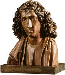 """""""Büste des Johannes"""" (um 1490)"""