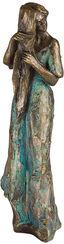 """Skulptur """"La Cabellera"""", Kunstbronze"""