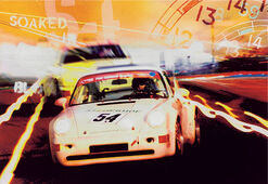 """Bild """"Race01"""", ungerahmt"""