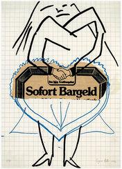"""Bild """"Spargeld"""" (2002)"""