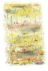 """Bild """"Hängende Gärten III"""" (2002), ungerahmt"""