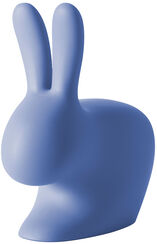 "Designer-Stuhl ""Rabbit Chair"", hellblaue Version"