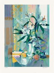 """Bild """"Bouquet"""" (1999), ungerahmt"""