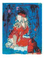 """Bild """"Melancholie des Bajazzo"""" (2015), ungerahmt"""