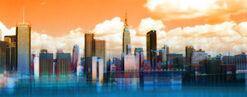 "Bild ""New York Skyline"" (2011)"
