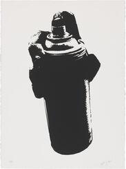 """Bild """"Spray Can"""" (2016)"""