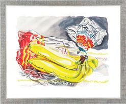 "Bild ""Bag of Bananas"", 1996, gerahmt"