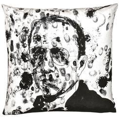"""Kissen """"Art 17 Bruce Labruce"""" (2014) - aus Künstleredition """"art pillows"""""""