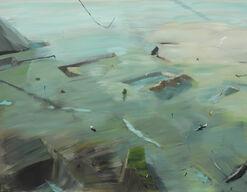 "Bild ""Erkundung"" (2014) (Unikat)"