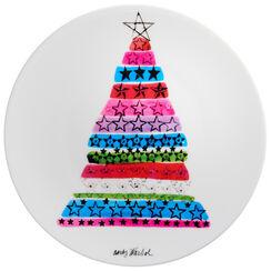 "Porzellanteller ""Christmas - Tree"""