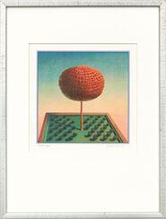 "Bild ""Adams Lebensbaum"", gerahmt"