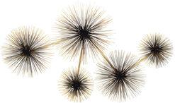 """Wandskulptur """"Urchin"""""""