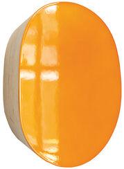 """Wandobjekt orange"" (2015) (Unikat)"